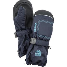 Hestra Baby Zip Long - Guantes Niños - azul/negro